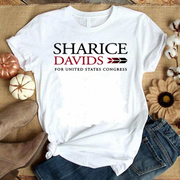 Sharice Davids for United States Congress shirt