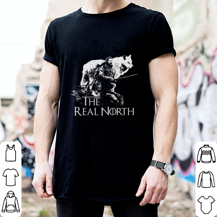 Tormund Giantsbane The real north Game Of Thrones shirt