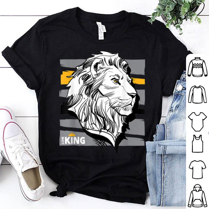 Disney The Lion King Mufasa Sketched Portrait shirt