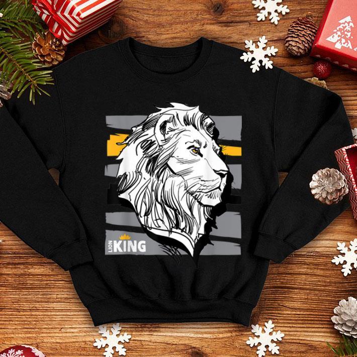 Disney The Lion King Mufasa Sketched Portrait shirt