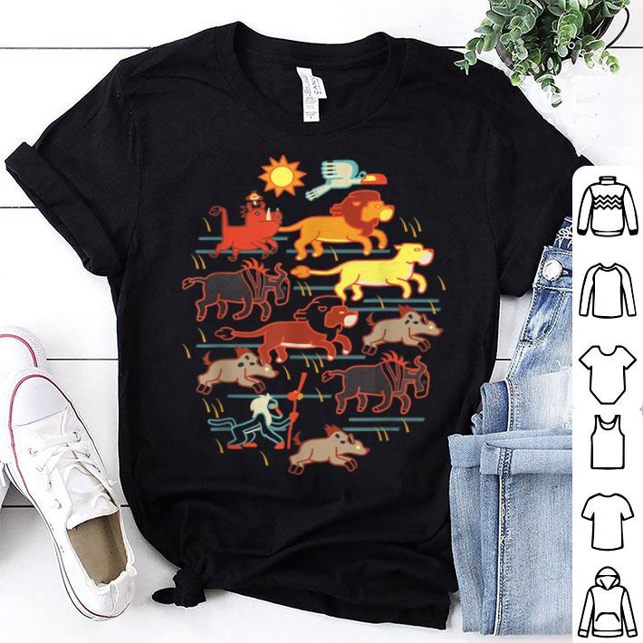 Strong Like Mufasa Disney Lion King shirt