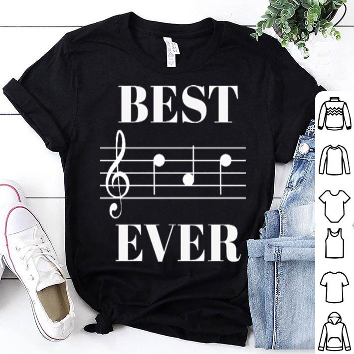 Teacher Best music ever shirt