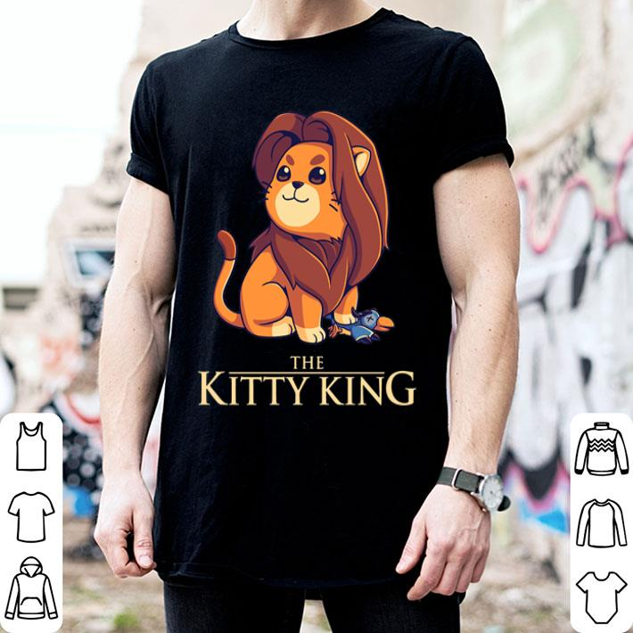 The Kitty King Lion Cub Baby Simba shirt