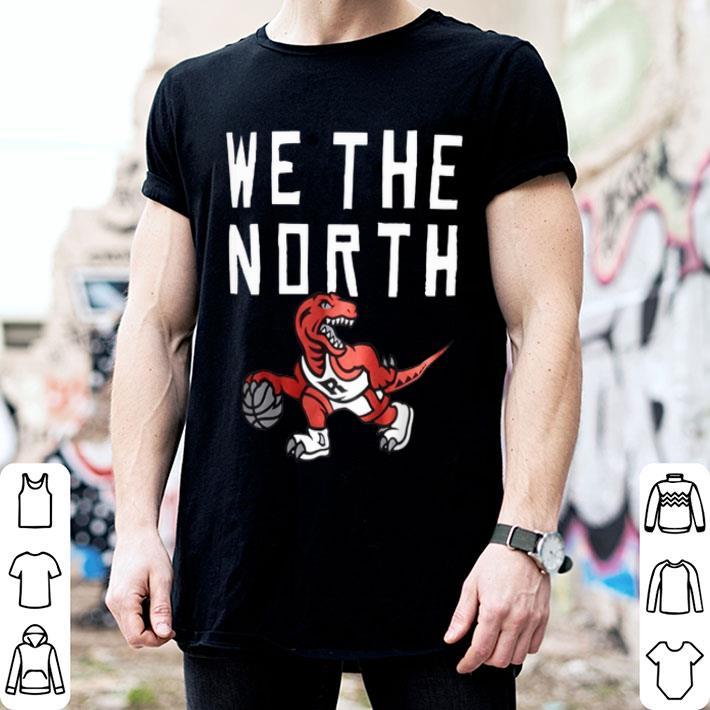 We the North Basketball dinosaur T-Rex shirt