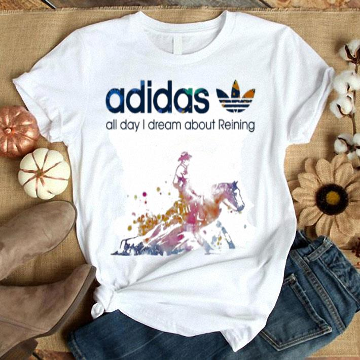 adidas all day i dream about Reining shirt