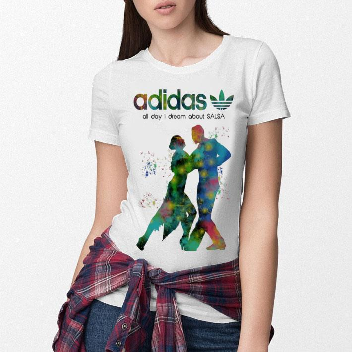explorar excursionismo Chillido  adidas all day i dream about Salsa shirt, hoodie, sweater, longsleeve t- shirt