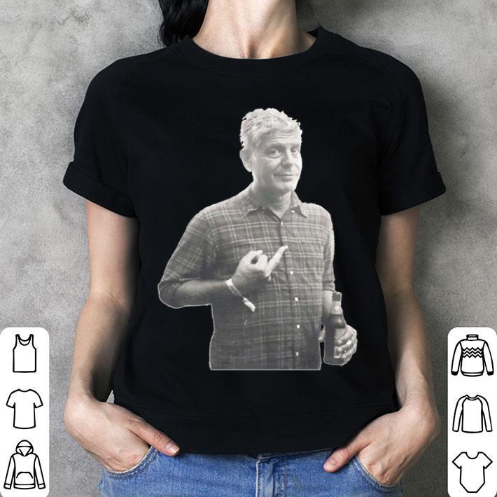 Anthony Bourdain shirt
