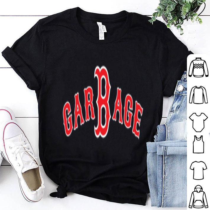 Boston Red Sox GarBage shirt