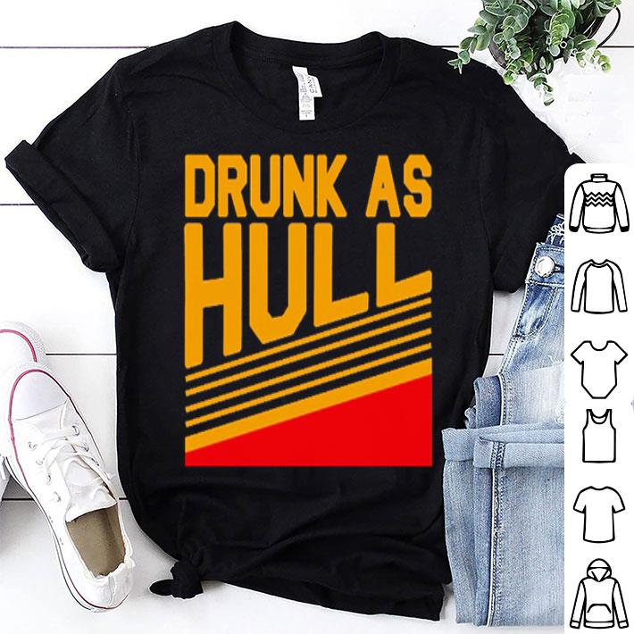 Brett Hull Drunk As Hull shirt