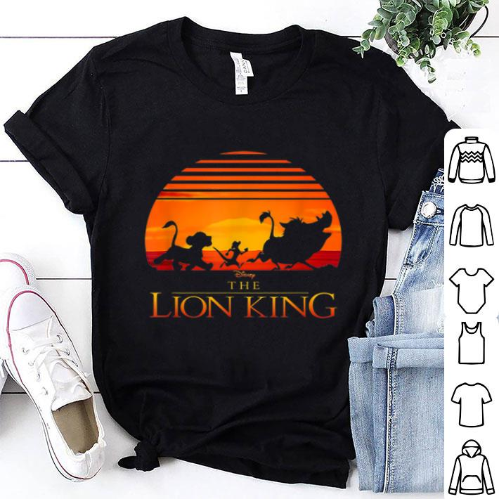 Disney Lion King Sunset shirt