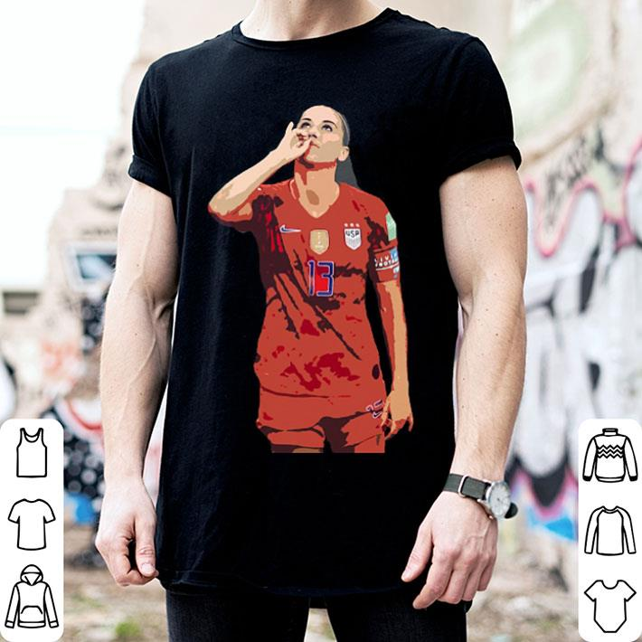 Fifa Women's World Cup Alex Morgan Goals shirt