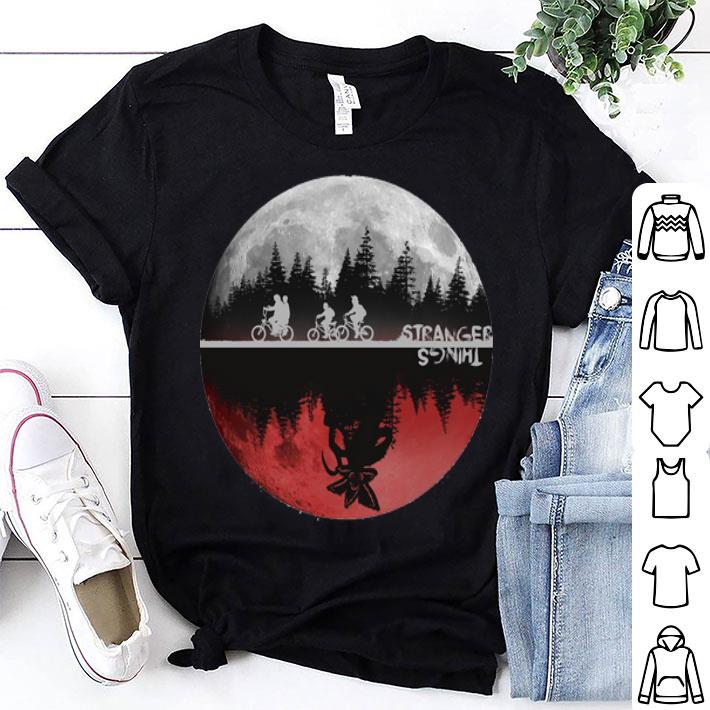 Stranger Things Moon shirt