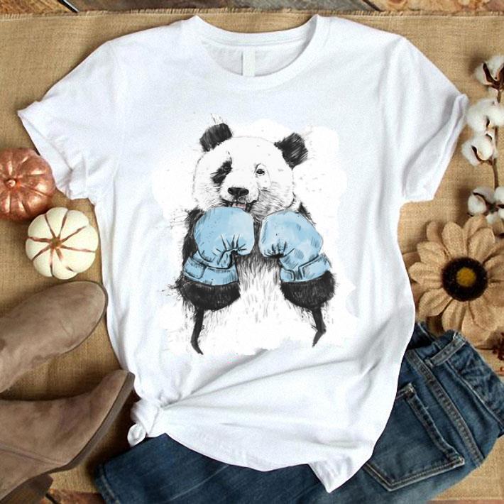 The winner panda shirt