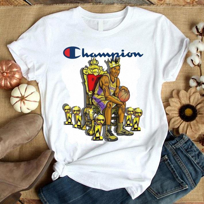 Champion LeBron James King James shirt