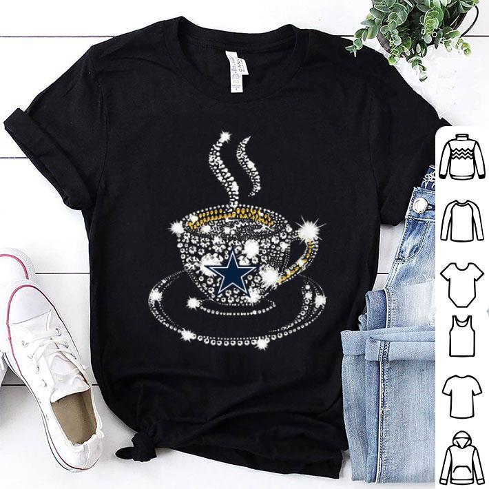 7b7d9c60 Coffee Dallas Cowboys rhinestone shirt