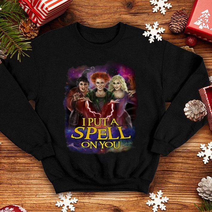 I put a spell on you Hocus Pocus shirt
