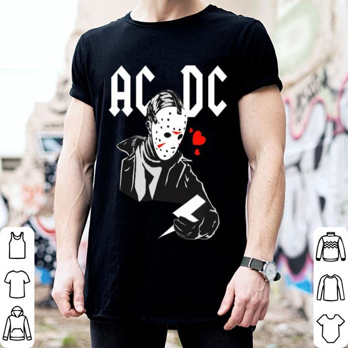 Jason Voorhees ACDC shirt