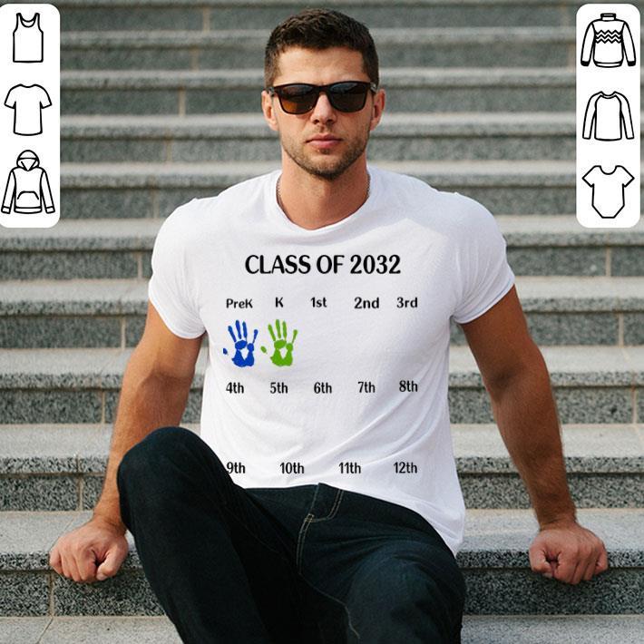 Kindergarten Class of 2032 shirt