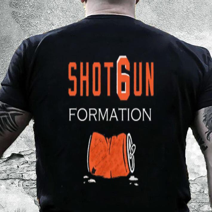 Shot6un formation shirt