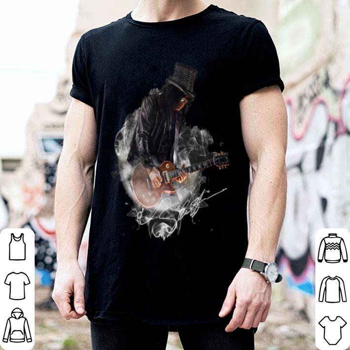 Slash guitarist shirt