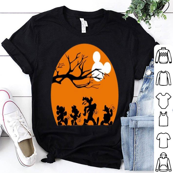 Trick Or Treat Mickey Mouse Disney Characters shirt