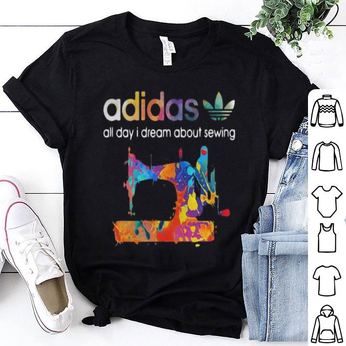 adidas all day i dream about sewing shirt