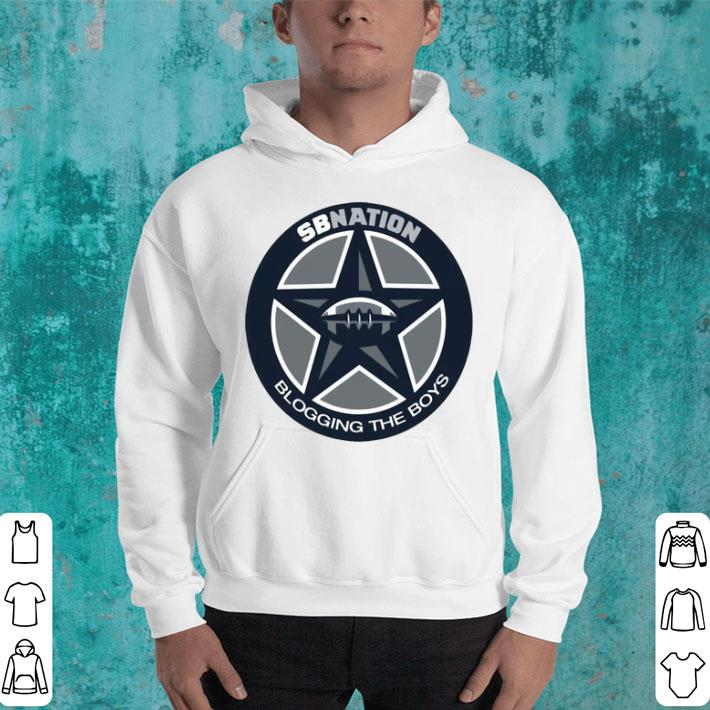 release date 27c3f 01bbc Dallas Cowboys SB Nation Blogging The Boys shirt, hoodie, sweater,  longsleeve t-shirt