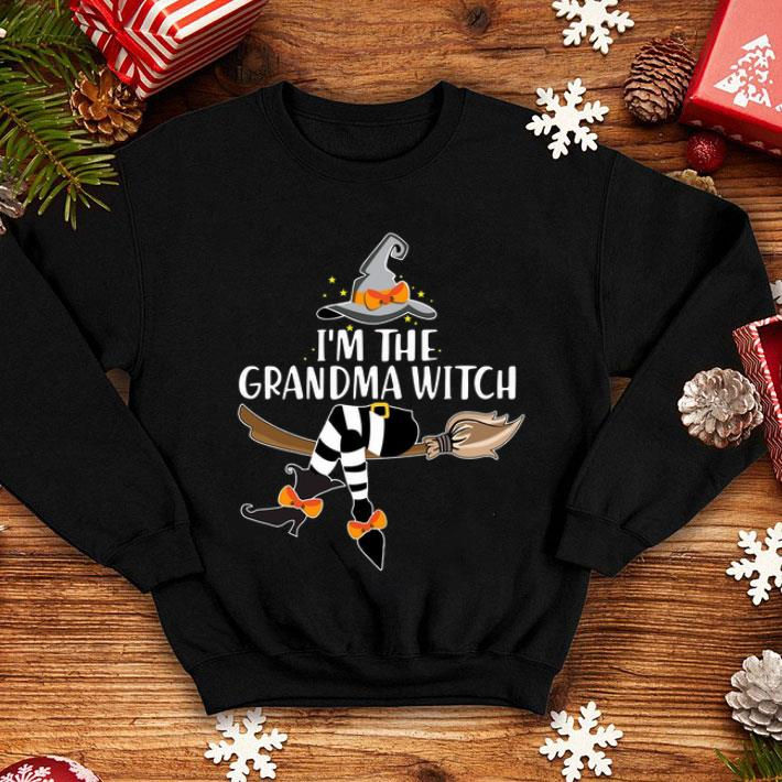 I'm the grandma witch shirt