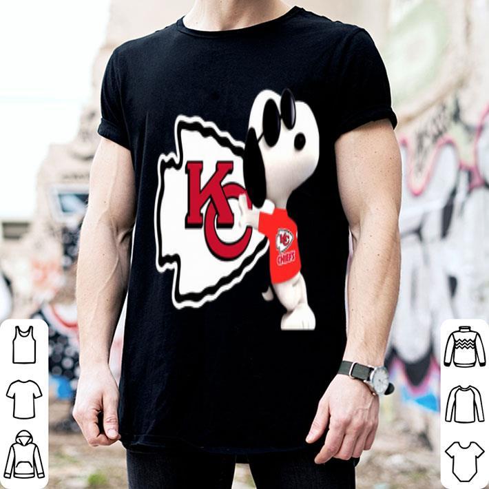 Kansas City Chiefs Snoopy shirt