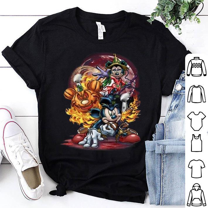 Mickey Mouse Disney Halloween Costume shirt
