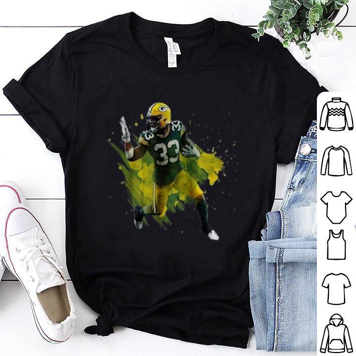 Aaron Jones Running Back Green Bay Packers shirt