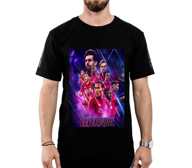Avengers Endgame Liverpool shirt