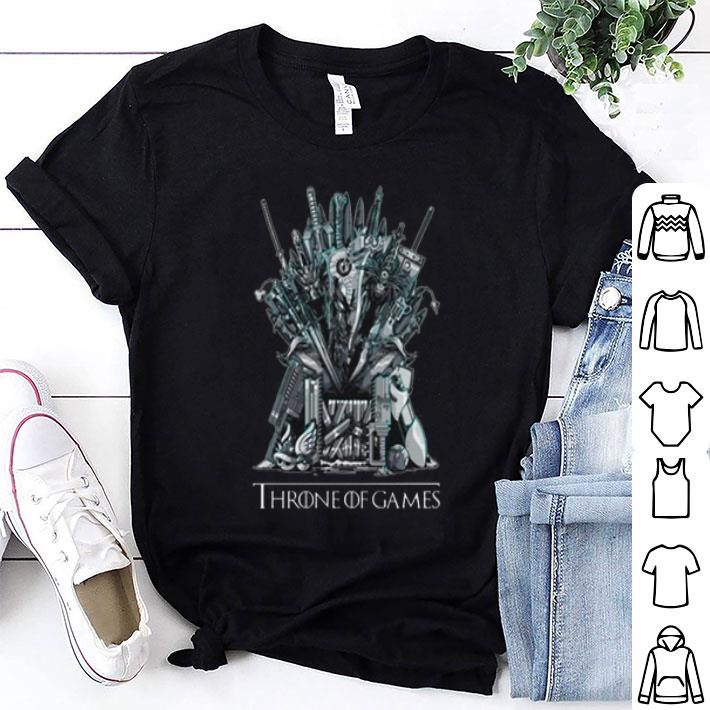 Cloud Strife Final Fantasy Kingdom Hearts Sora Thrones Of Games shirt