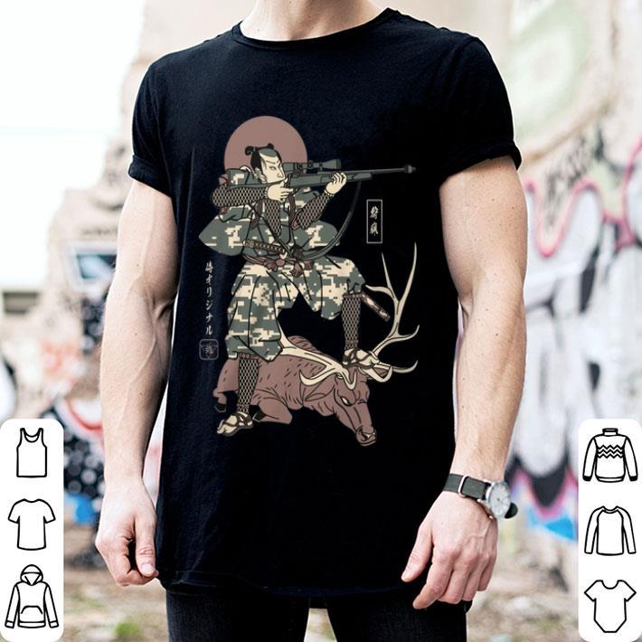 Hunting Samurai shirt