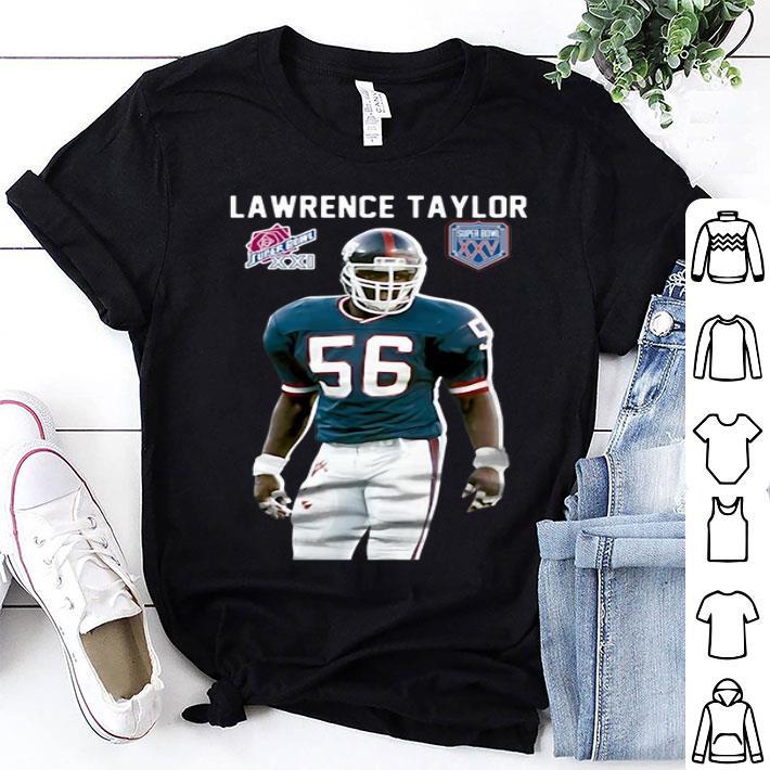 Lawrence Taylor 56 New York Giants shirt