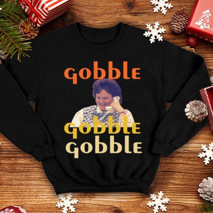 Planes, Trains and Automobiles Gobble Gobble Marathon shirt