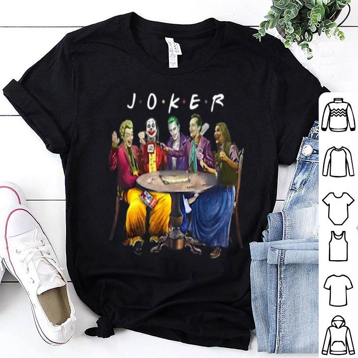 Stephen King Joker Friends shirt