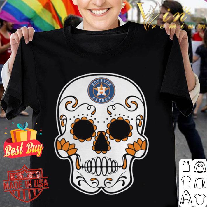 Sugar Skull Houston Astros shirt
