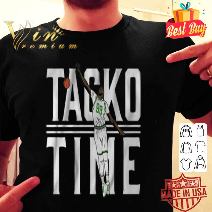 Tacko Fall Tacko Time shirt