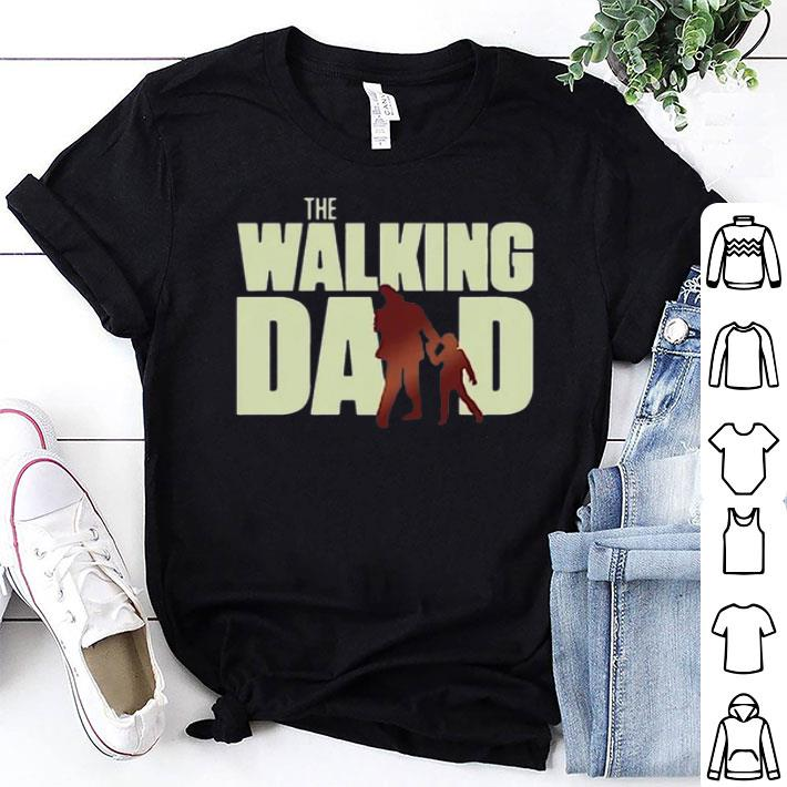 The Walking Dad Cool Father Day shirt