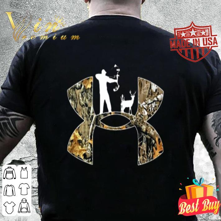 Under Armour Bow Hunter LG Deer shirt