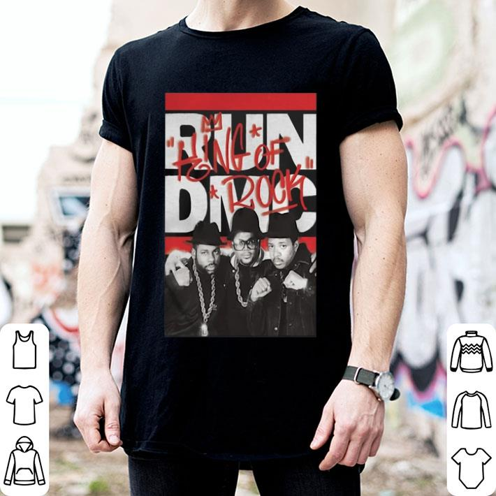 Vintage Run DMC King Of Rock shirt