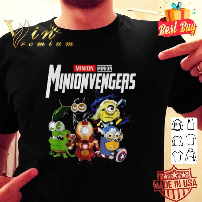 Avengers Endgame Minion Minionvengers shirt
