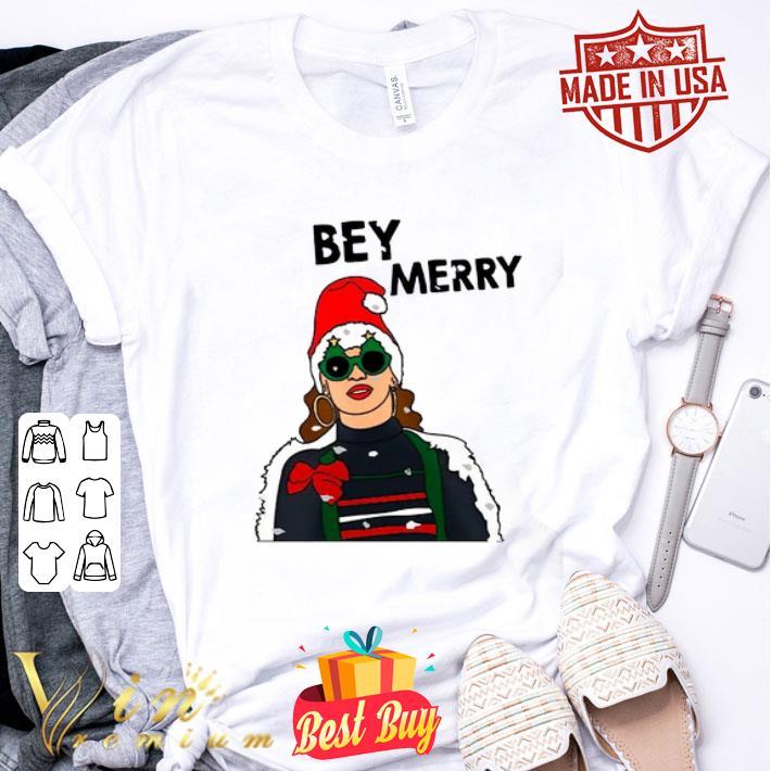 Beyonce Bey Merry Christmas shirt