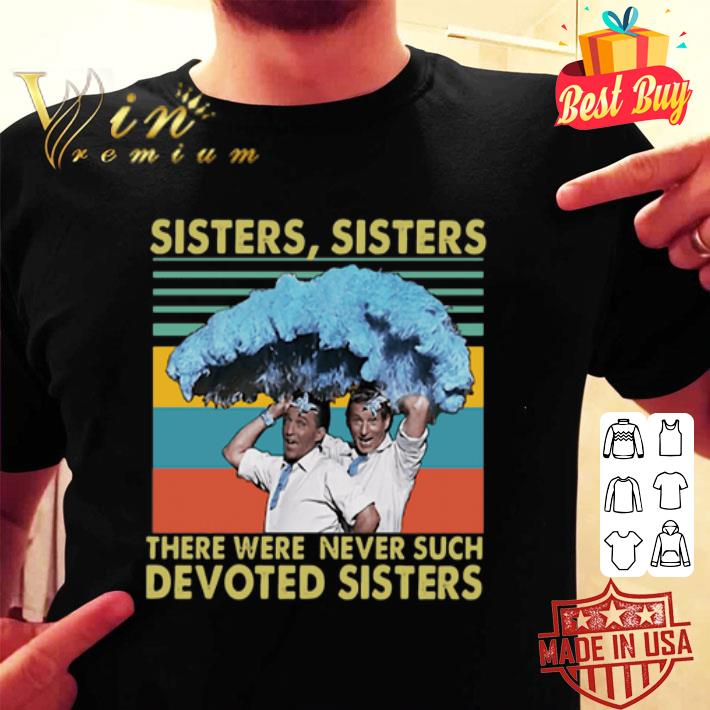 Bing Crosby Danny Kaye sister sister there were never such devoted sisters vintage shirt