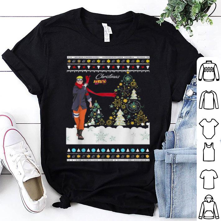 Christmas Naruto ugly Christmas shirt