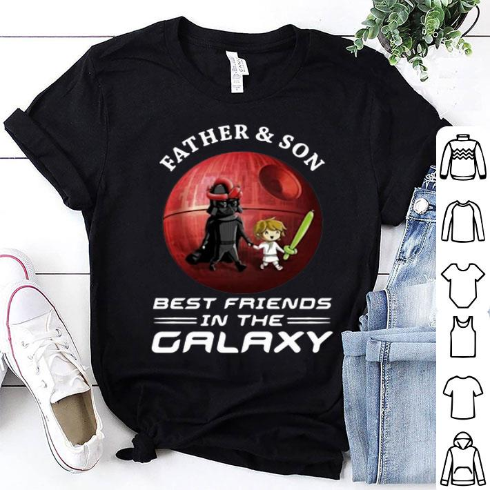 Death Star father & son best friends in the Galaxy shirt