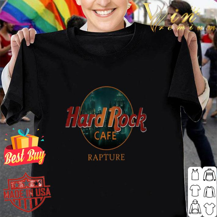 Hard Rock Cafe Rapture shirt