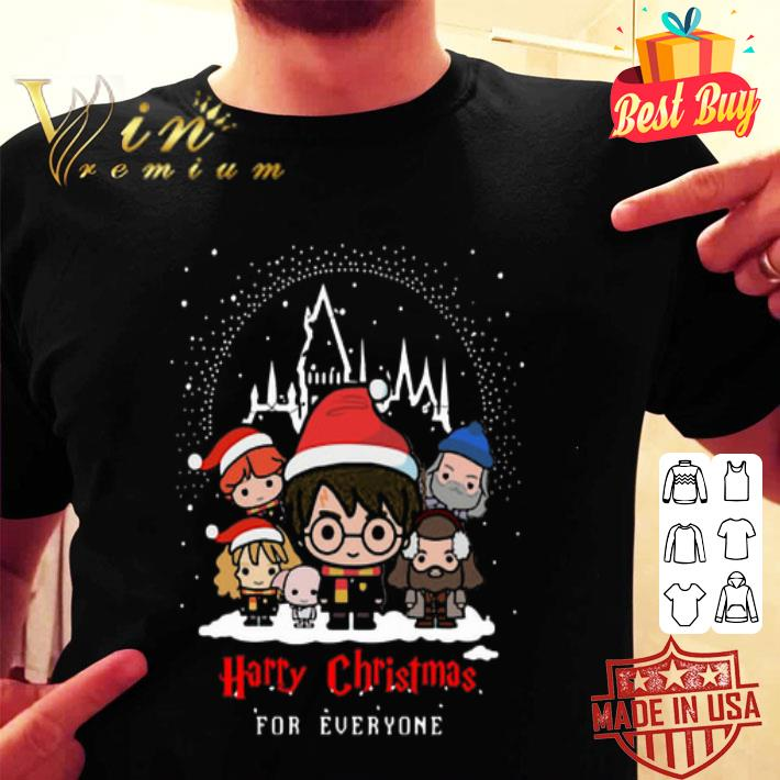 Harry Potter Harry Christmas For everyone shirt