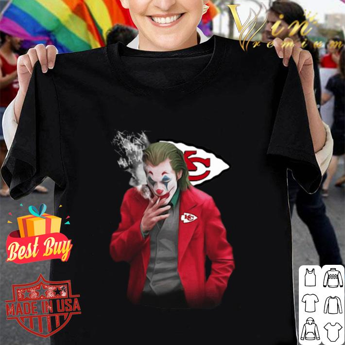 Joker Kansas City Chiefs Joaquin Phoenix shirt